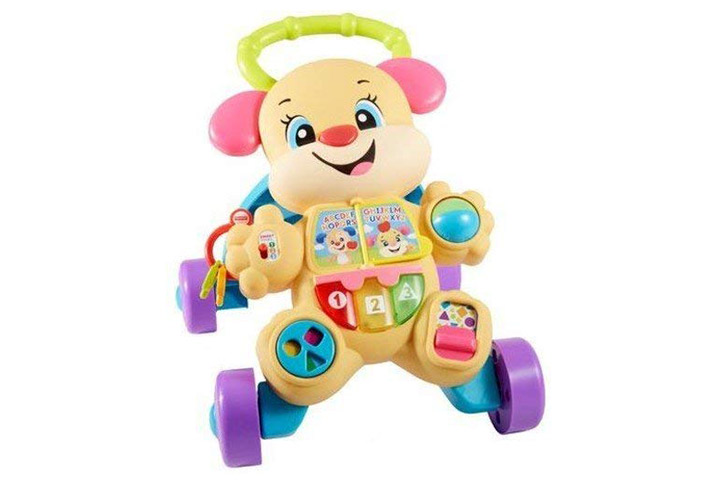 Fisher-Price Laugh & Learn Learn With Sis Walker