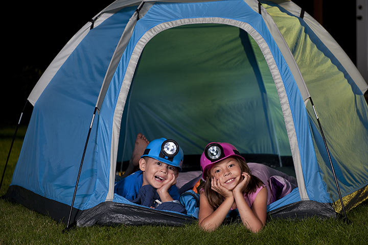 10 Fun Backyard Camping Ideas And Checklist For Kids