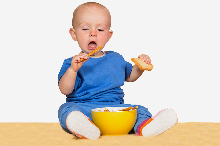 Food Ideas For Your 13 Months Baby