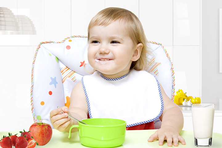 Food Ideas For Your 16 Months Baby