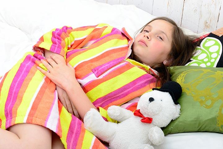 Gastroenteritis (Stomach Flu) In Children