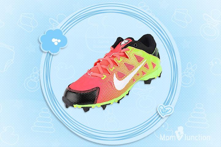 Girl's Nike Hyperdiamond Keystone GS Softball Cleat