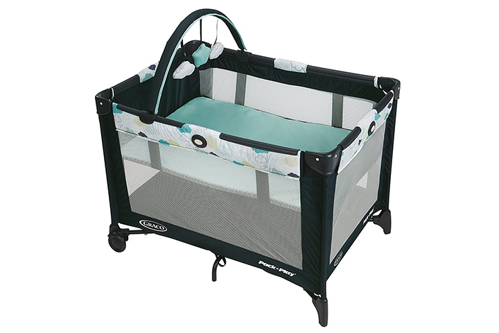 Graco Pack 'n Play - On The Go Playard Stratus