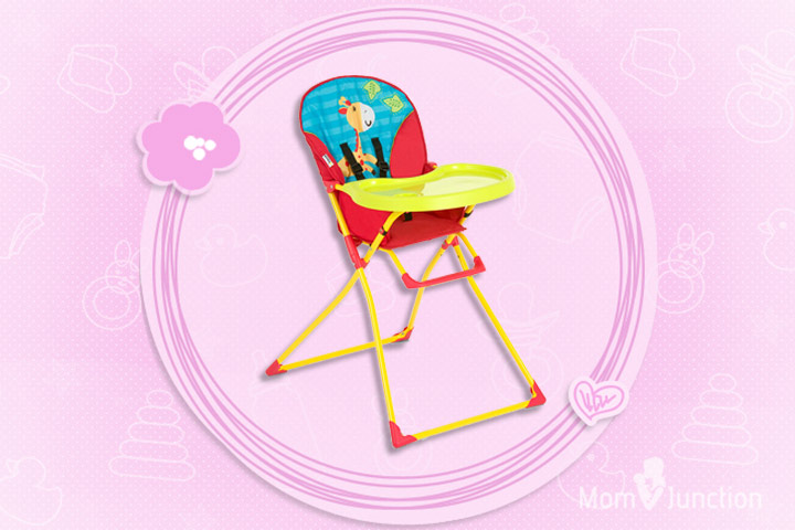 Hauck Mac Baby High Chair