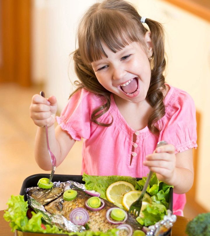Health Benefits Of Omega-3 For Kids