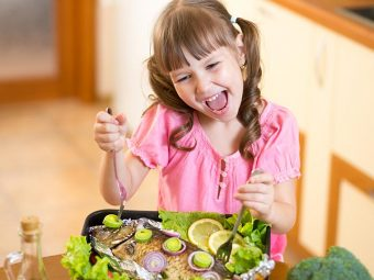 11 Health Benefits Of Omega-3 For Kids