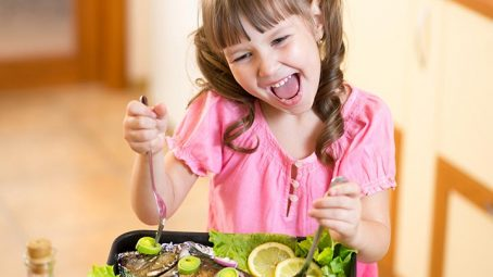 Health Benefits Of Omega-3 For Kids