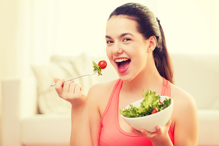 Healthy Foods For Your Teen