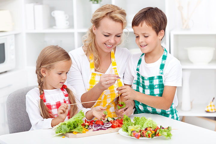 High-Calorie Foods For Kids