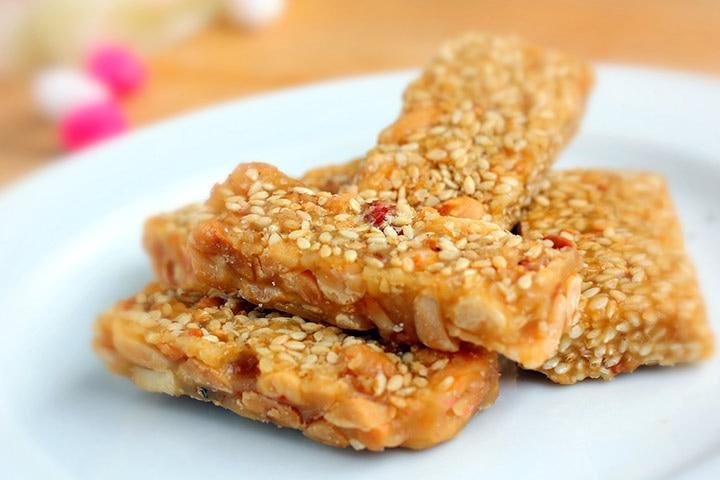 Honey And Nuts Cheerios Snacks Bars