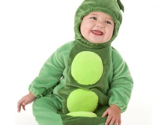 How To Make A Pea Pod Costume For Your Baby At Home?