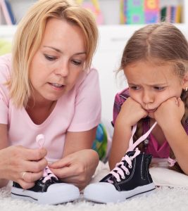 How To Teach Kids To Tie Shoe Laces