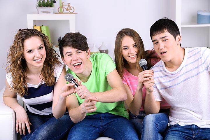 Indoor Activities For Teens Images