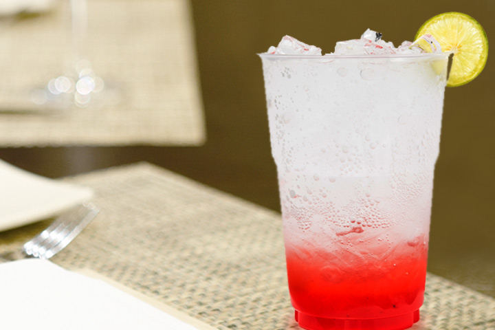 Italian Cream Soda Mocktail Pictures