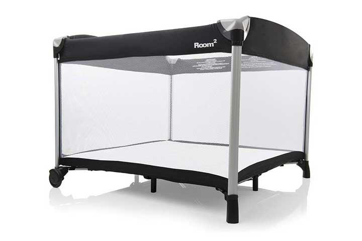 Joovy New Room2 Portable Playard