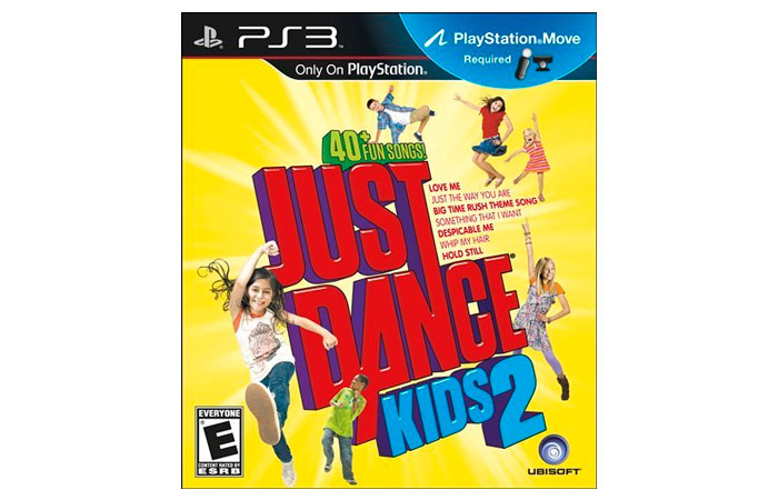Just Dance Kids 2 9