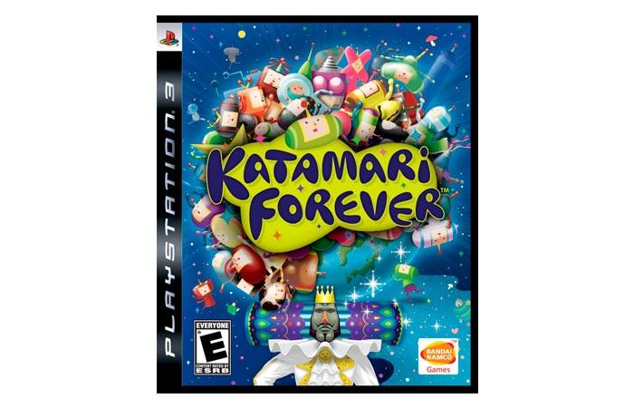 Katamari Forever 6