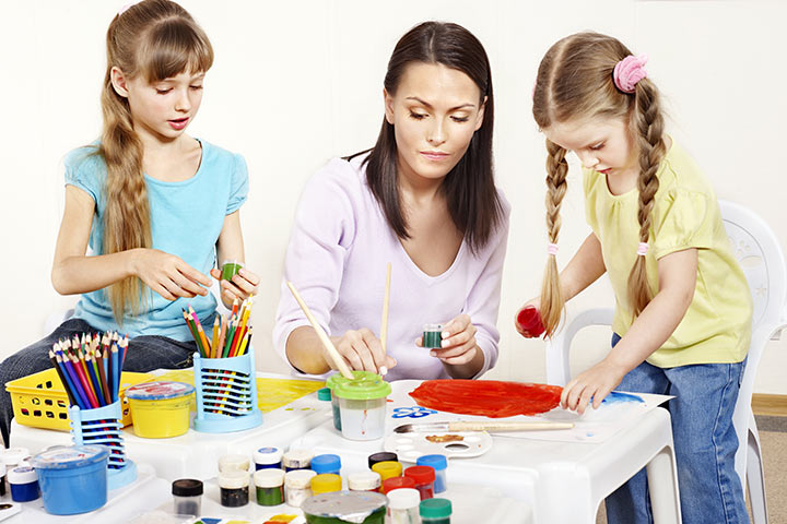 Learning School Activities For Your Kid
