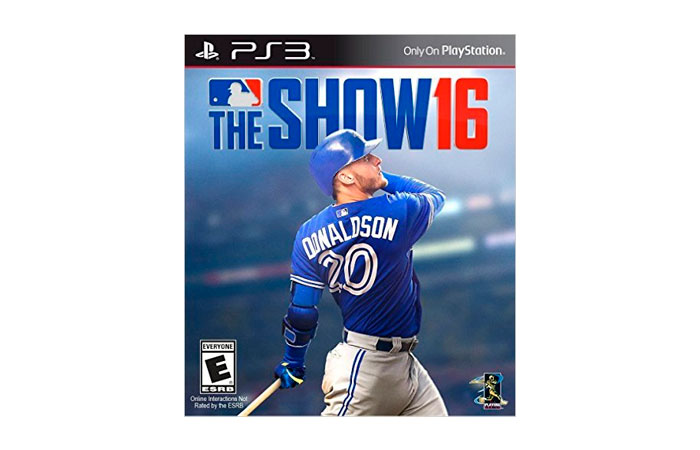 MLB The Show 16 17