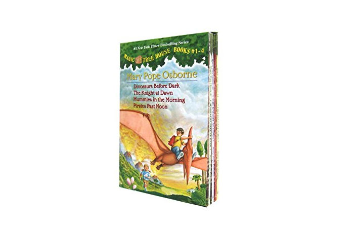 Magic Tree House Series by Mary Pope Osborne 15