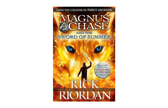 Magnus Chase And The Gods Of Asgard The Sword Of Summer by Rick Riordan 3
