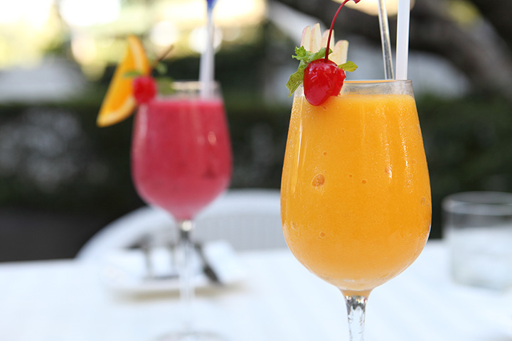 Mango Frappe Mocktail Recipes Pictures