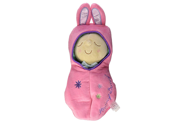 Manhattan Toy Snuggle Pod Sweet Pea First Baby Doll
