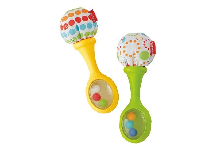 Maracas Musical Toy