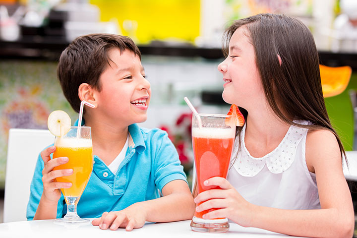 Mocktail Recipes For Kids With Pictures