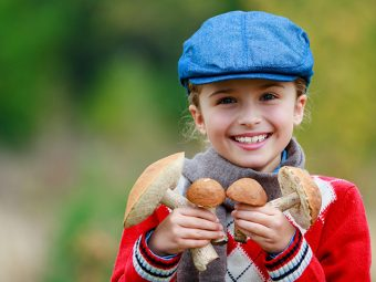 7 Health Benefits Of Mushrooms For Kids