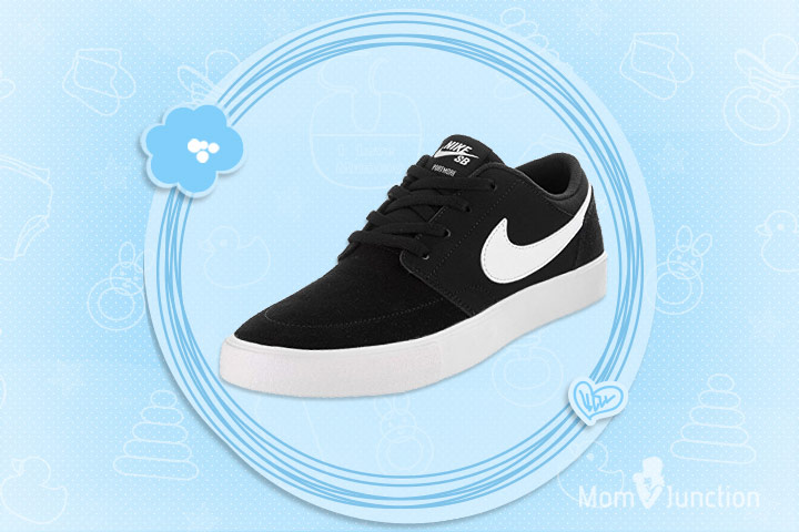 Nike Boy's SB Portmore II Skateboarding Shoe