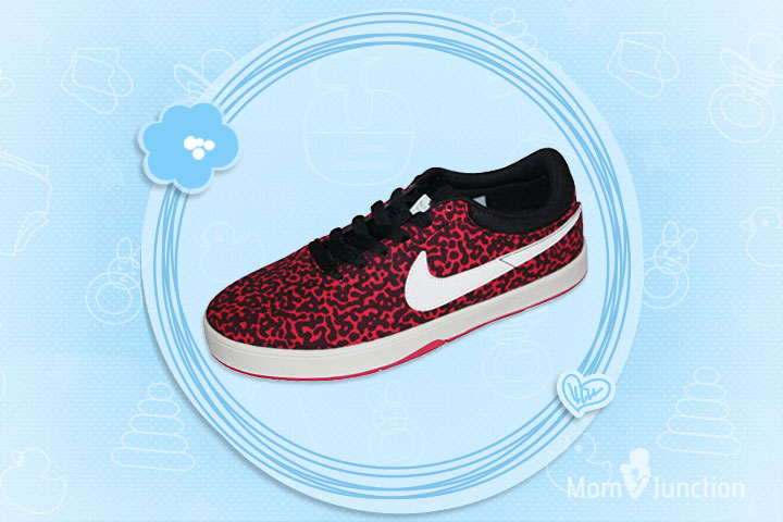 Nike Eric Koston Canvas Grade School Skate Shoes