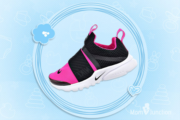 Nike Girl's Presto Extreme Running Shoe (PS)