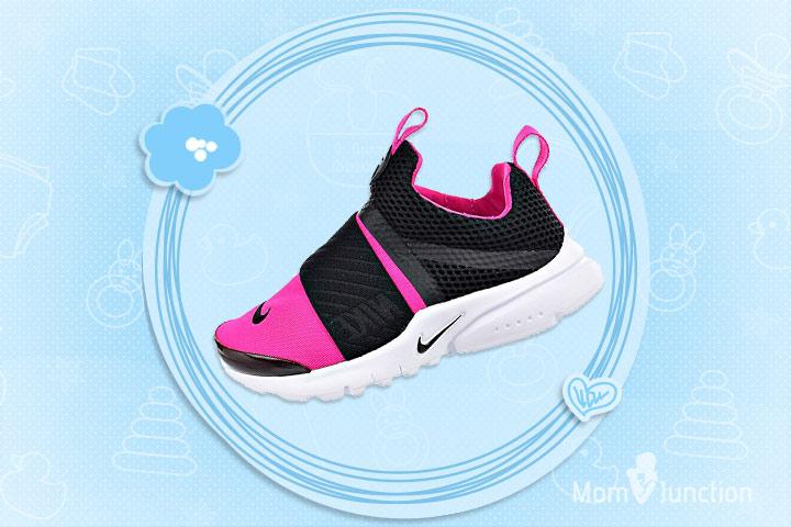 Nike Girl's Presto Extreme Running Shoe (PS)