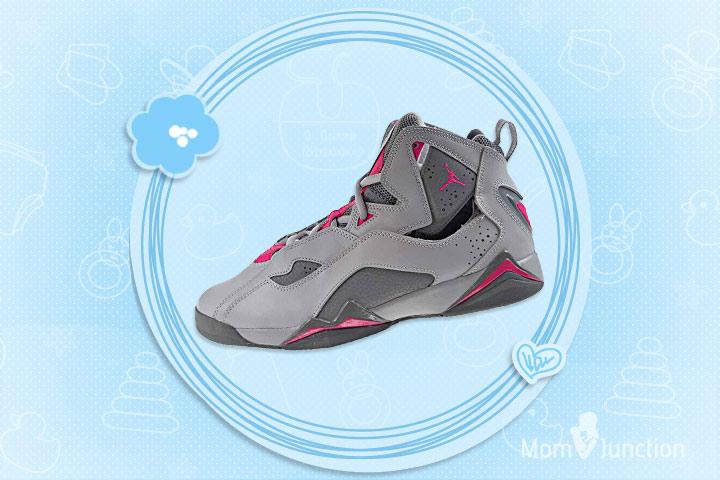 Nike Jordan True Flight GG Girls Basketball Shoes