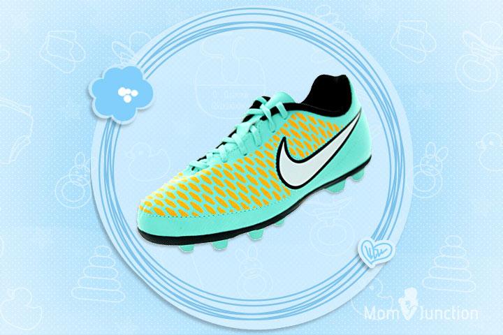 Nike Jr Magista Ola Fg-R Green Football Shoes