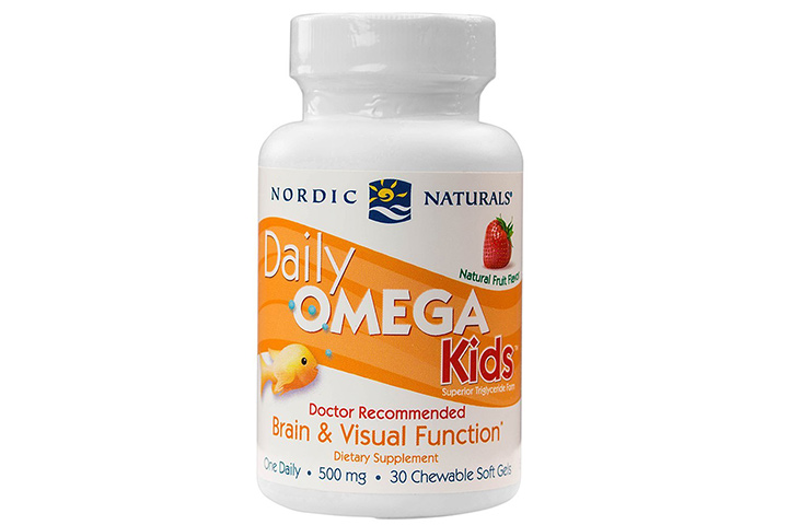 Nordic Naturals – Daily Omega Kids