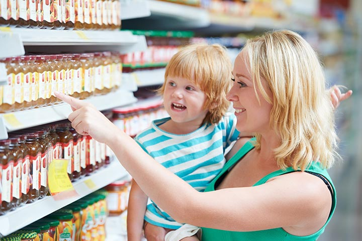 Organic Foods For Toddlers