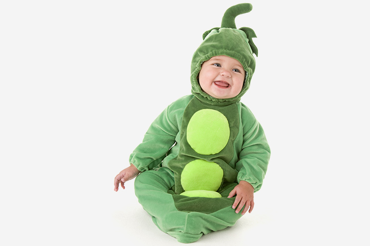 Pea Pod Costume For Your Baby