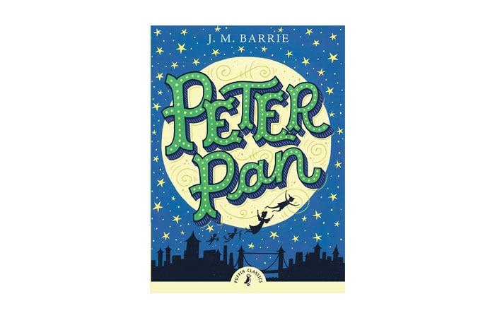 Peter Pan by J.M. Barrie 6