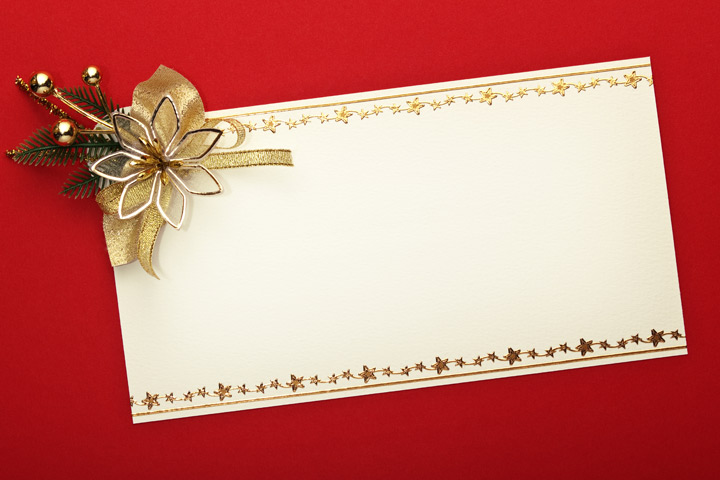 Pieces Of Ribbon Card
