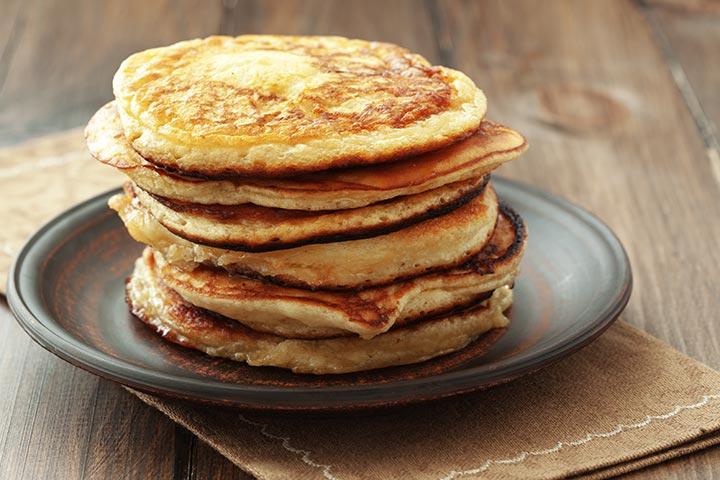 Greek Yogurt For Babies - Plain Greek Yogurt Pancakes