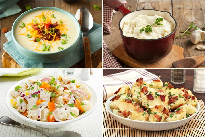 Potato Recipes For Kids Images