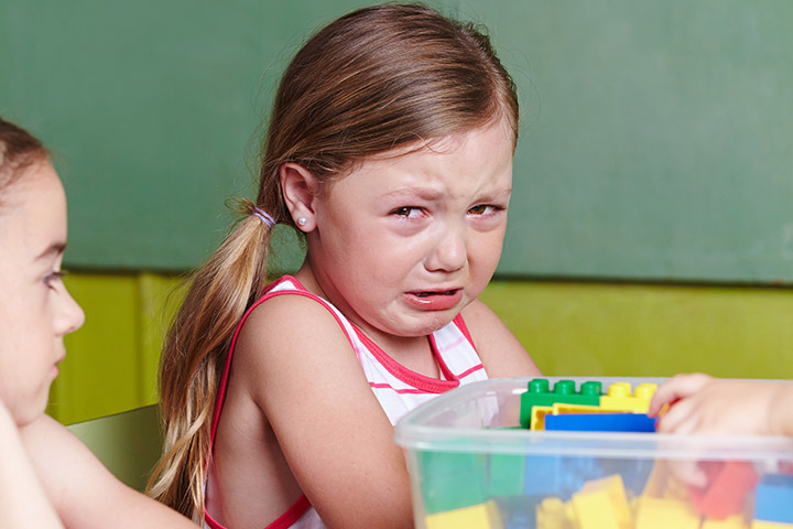 Preschool Bullying