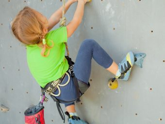 Rock Climbing For Kids - Benefits, Types And Tips
