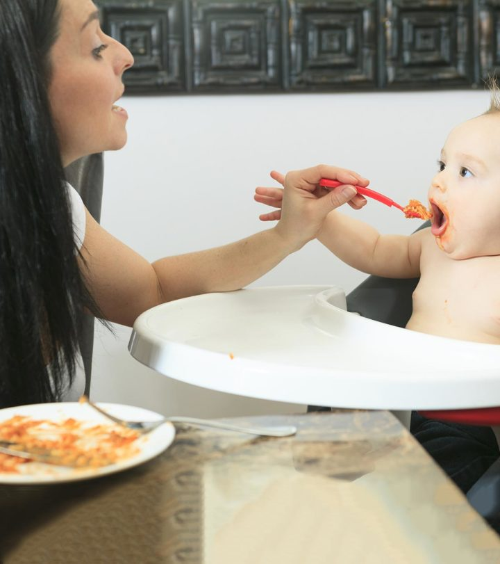 Seafood For Babies
