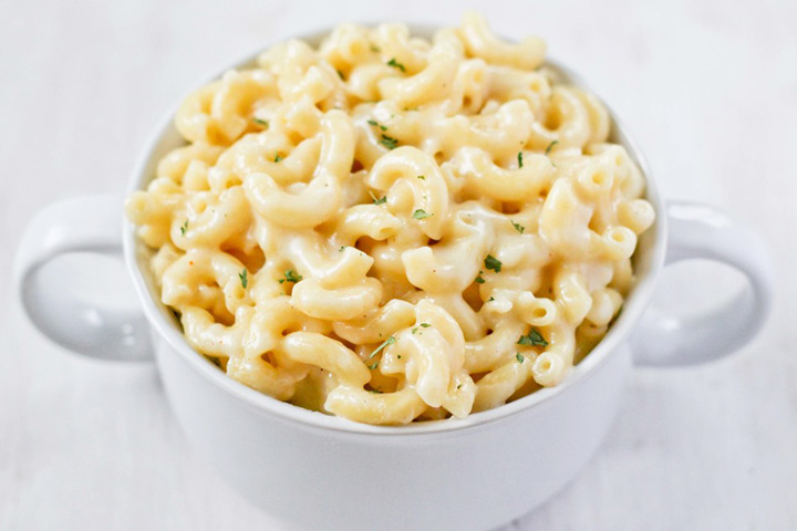 Macaroni And Cheese For Babies - Simple Mac N Cheese