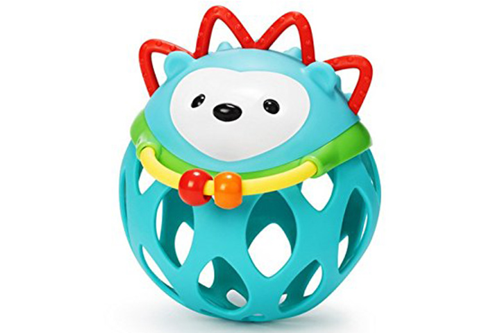 Skip Hop Explore and More, Roll Around Rattle Toy