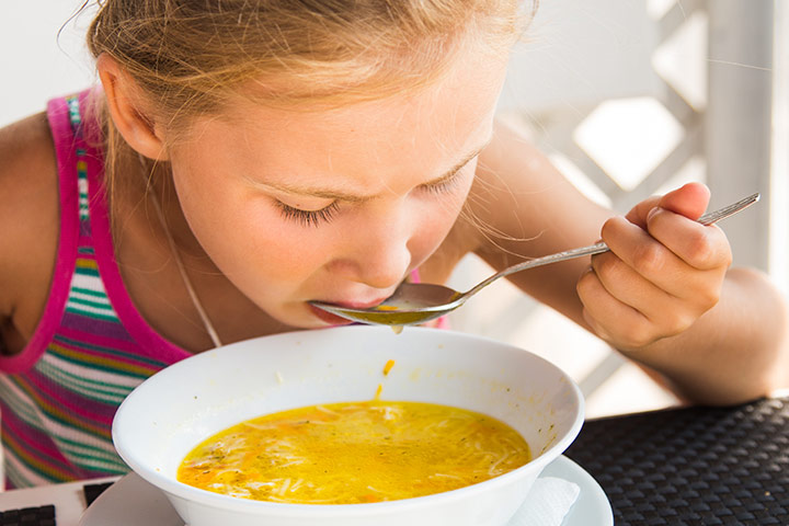 Soup Recipes For Kids