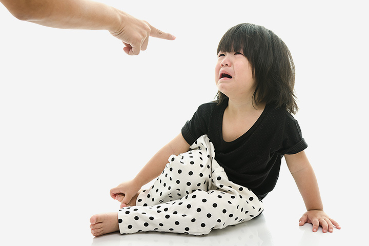 Is It Okay To Spank Toddlers
